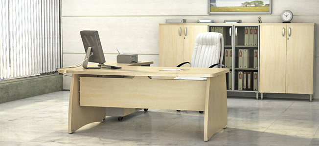 Мебель для офиса Boston и кресло Walter