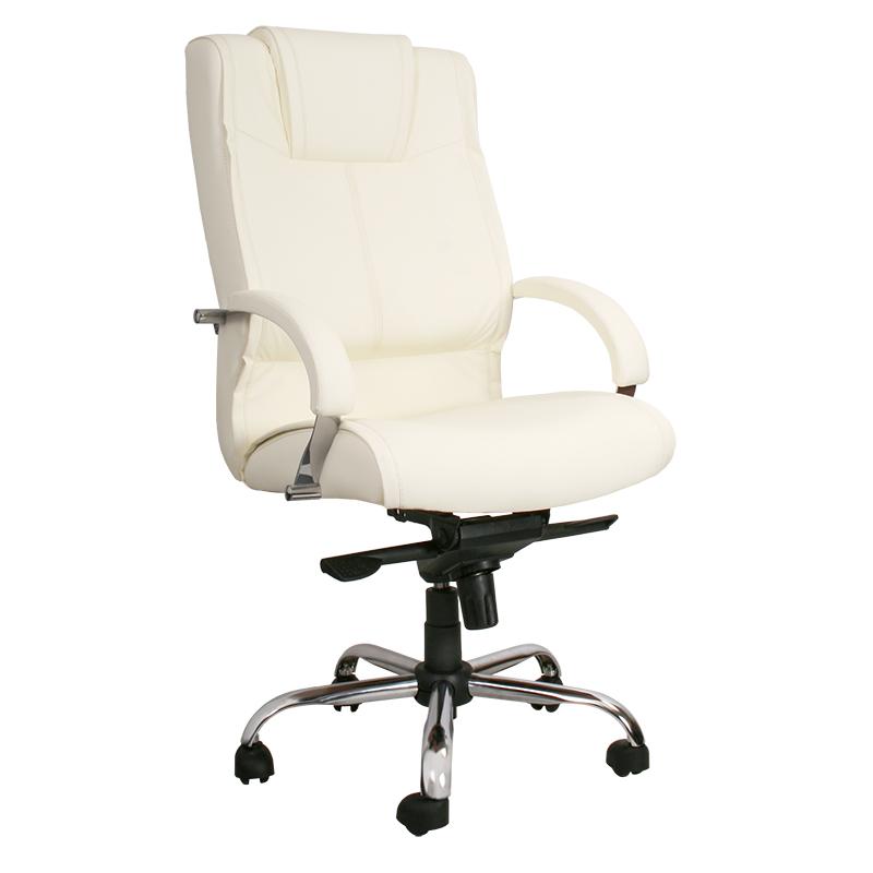 Кресло руководителя Верона хром