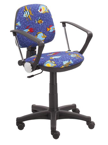 Discovery детский компьютерный стул по скидке