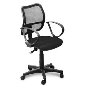 Компьютерное кресло с сеткой