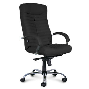 Кресло руководителя Орион натуральная кожа