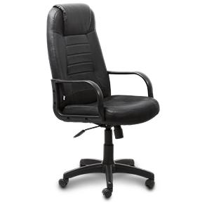 Кресло руководителя Prima черное
